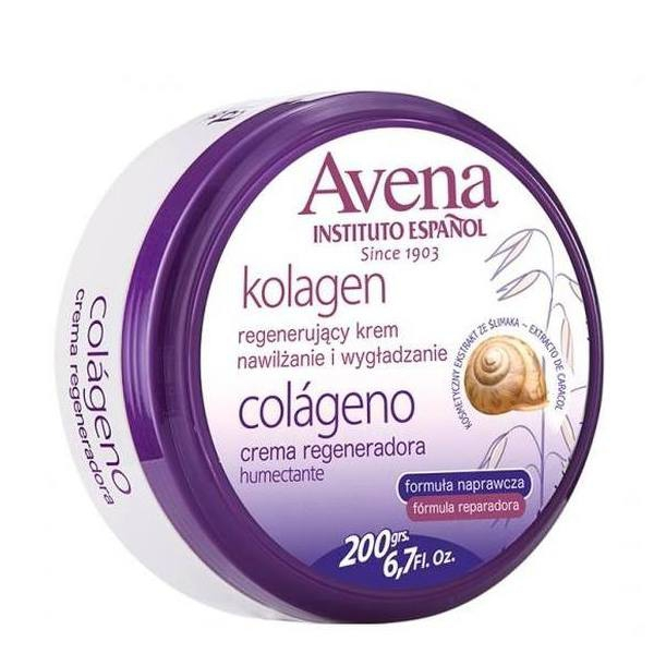 Instituto Espanol Avena Collagen Regenerating Cream 200 ml
