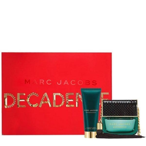 Marc Jacobs Decadence Set - Eau de Parfum 50 ml + Body Lotion 75 ml