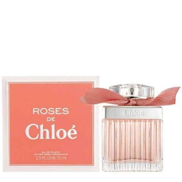 Chloé Roses de Chloé Eau de Toilette 75 ml