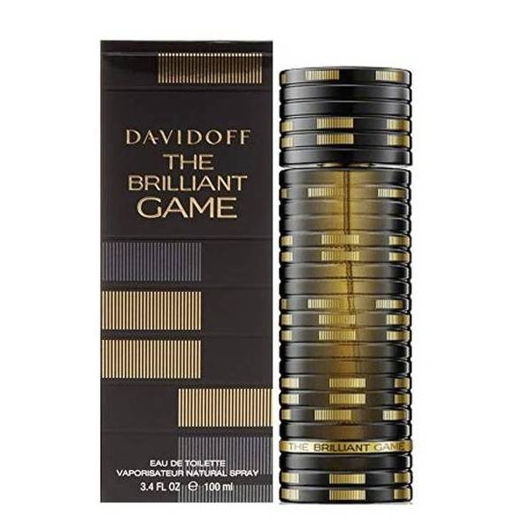 Davidoff The Brilliant Game Eau de Toilette 100 ml