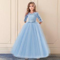 4da2a5e8 wizytowe eleganckie sukienki dla dziewczynek - DLA DZIEWCZYNKI ...