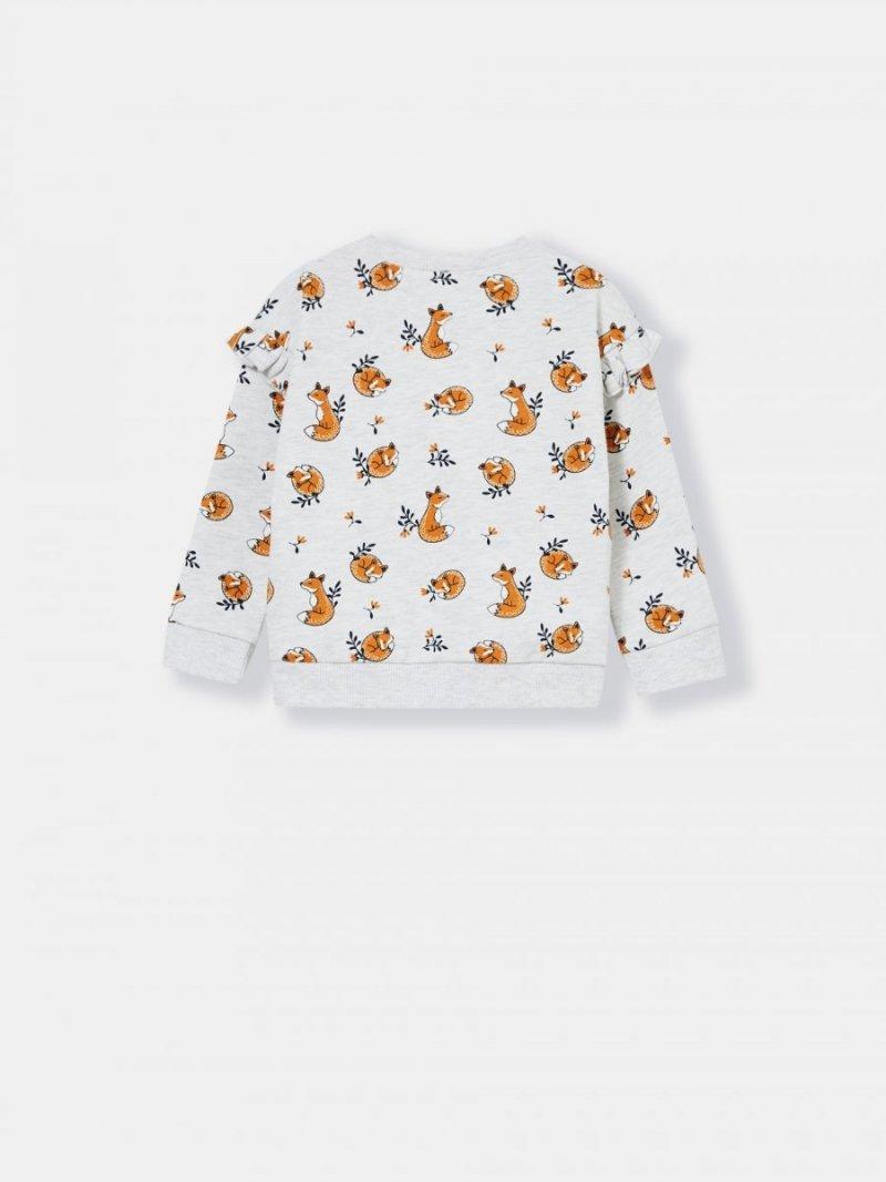 Bawełniana bluza LISKI