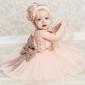 Sukienka różowa Angie