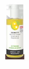 Sonett Olejek do ciała i masażu Cytryna – Limba, z rytmizowanym ekstraktem z jemioły (termin: 27.07.2021)