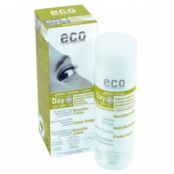 Eco Cosmetics Day plus SPF 15 - krem do twarzy na dzień 50 ml