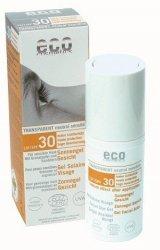 Eco Cosmetics Żel na słońce do twarzy SPF 30, 30 ml