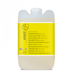 Sonett Płyn do prania KOLOR 20 litrów (na zamówienie: 14-30dni)