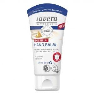 Lavera Balsam SOS do rąk z bio-olejem z makadamii i bio-masłem shea 50 ml