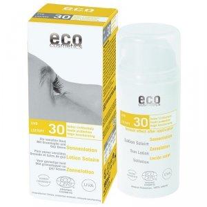 Eco Cosmetics Emulsja na słońce SPF 30 100 ml