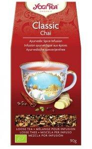 Yogi Tea Klasyczny Czaj CLASSIC CHAI Przecena (uszkodzony kartonik)