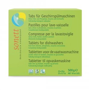 Sonett Tabletki do zmywarki 25 szt. 500 g