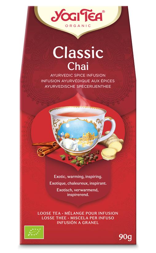Yogi Tea Klasyczny Czaj CLASSIC CHAI