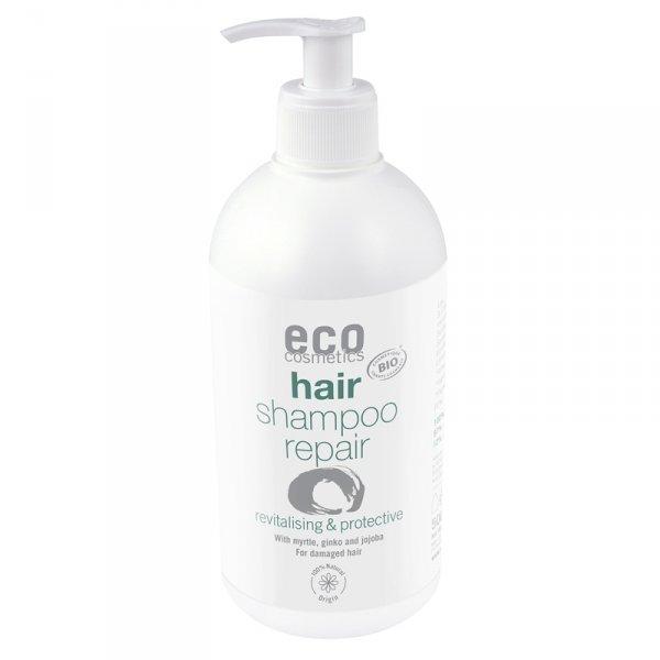 Eco Cosmetics Szampon regenerujący 500 ml z pompką