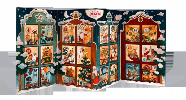 Yogi Tea Kalendarz Adwentowy CHRISTMAS CALENDAR