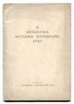 III Okręgowa Wystawa Fotografiki. XI-XII 1956.