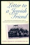 Svidercoschi Gian Franco - Letter to a Jewish friend : the simple and extraordinary story of Karol Wojtyla's Jewish friend.