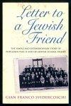 Svidercoschi Gian Franco - Letter to a Jewish friend : the simple and extraordinary story of Karol Wojtyla's Jewish friend.