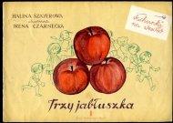 Szayerowa Halina -Trzy jabłuszka. Ilustrowała Irena Czarnecka [Rachunki na wesoło]