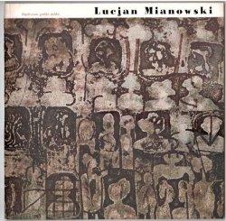 Stajuda Jerzy - Lucjan Mianowski [Współczesna grafika polska].