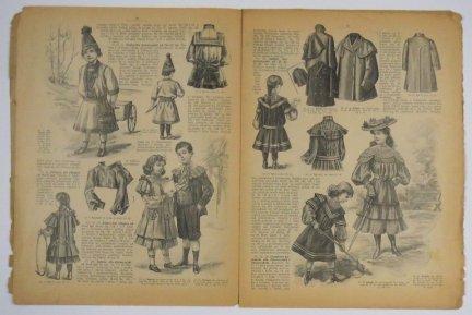 Garderoba dla Dzieci. R. II, nr 5: V 1904.