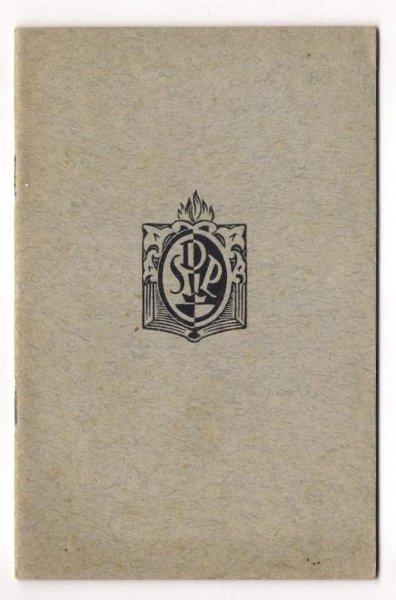 Polski Związek Zawodowy Drukarzy [...]. Statut i regulaminy. 1935.