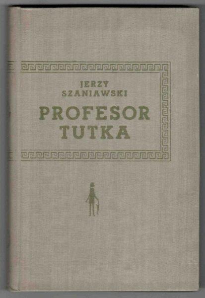 Szaniawski Jerzy - Profesor Tutka i inne opowiadania.