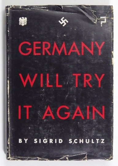 SCHULTZ Sigrid - Germany Will Try It Again.