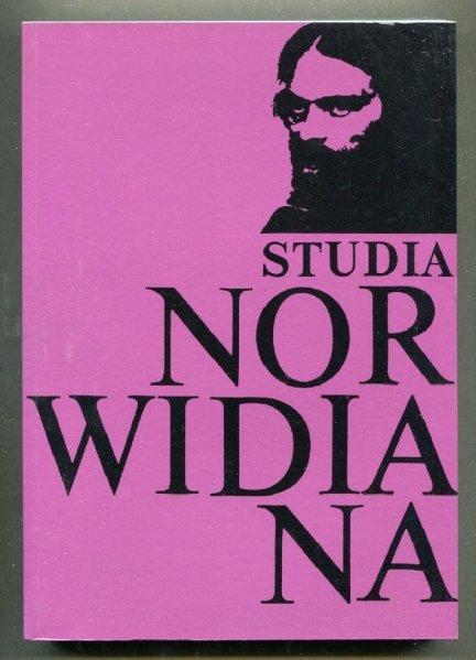 Studia Norwidiana  17-18