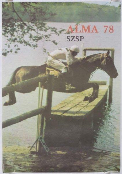 [Socjalistyczny Związek Studentów Polskich] SZSP. Alma 78.