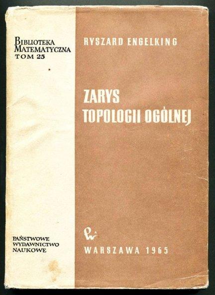 Engelking Ryszard - Zarys topologii ogólnej  [Biblioteka Matematyczna]