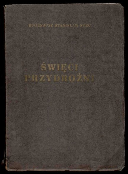 Stec Eugenjusz Stanisław - Święci przydrożni.
