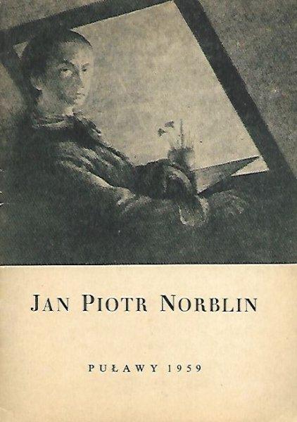 [katalog]. Muzeum Narodowe w Krakowie. Jan Piotr Norblin. Jubileuszowa wystawa puławska 1809-1959, VI-IX 1959