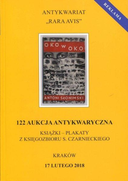 KATALOG AUKCYJNY - AK122