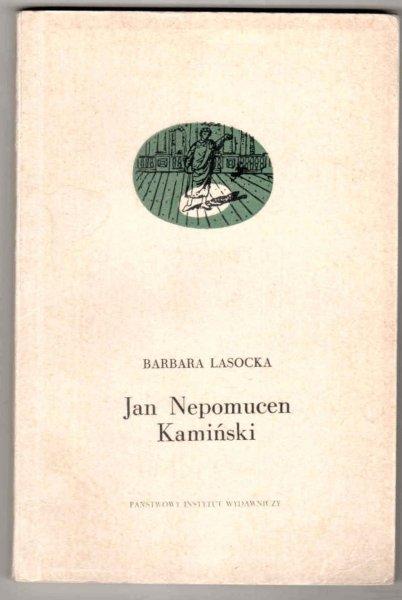 Lasocka Barbara - Jan Nepomucen Kamiński