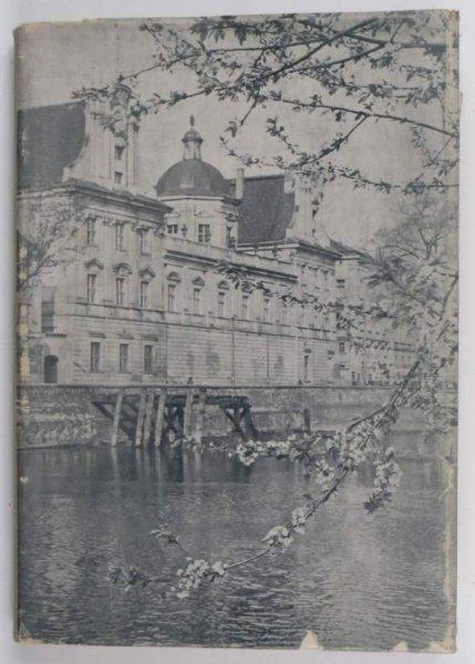Zakład Imienia Ossolińskich 1827-1956. W dziesięciolecie działalności we Wrocławiu. 1956.