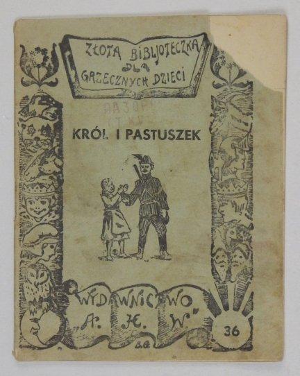 Orski W. - Król i pastuszek. Z ilustracjami