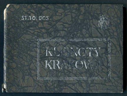 Tondos Stanisław - Klejnoty Krakowa