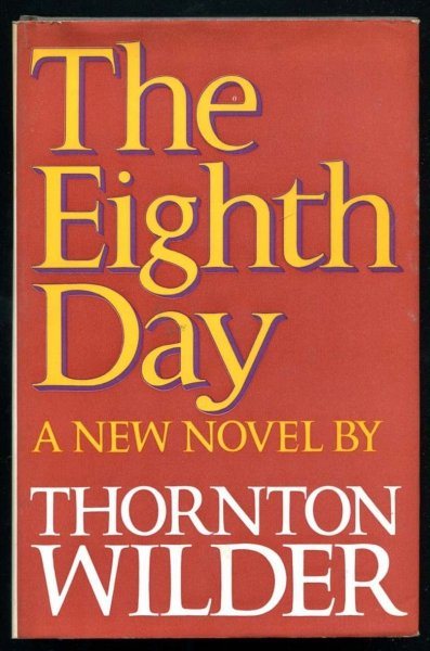 Wilder Thornton - The Eighth Day [I wydanie]