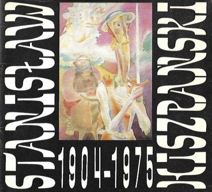 [katalog]. Ministerstwo Kultury i Sztuki, Centralne Biuro Wystaw Artystycznych. Stanisław Hiszpański 1904-1975