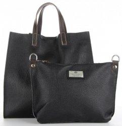 c48ad25f4439d Skórzane torebki damskie, torby damskie zamszowe włoskie, ze skóry ...