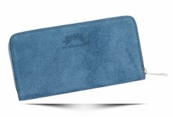 Portfel Skórzany VITTORIA GOTTI Made in Italy Jeans