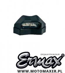 Podświetlanie rejestracji ERMAX LED EDP03