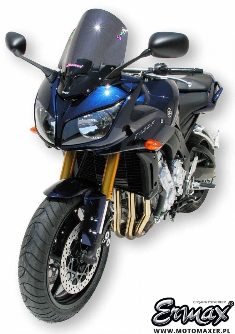 Szyba ERMAX AEROMAX Yamaha FZ1 Fazer 2006 - 2015