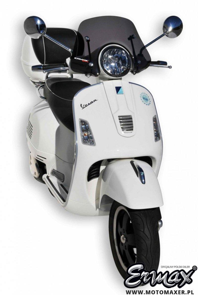Szyba ERMAX SCOOTER PICCOLO 30 cm VESPA GTS / HPE 125 / 250 / 300 ccm 2008 - 2021