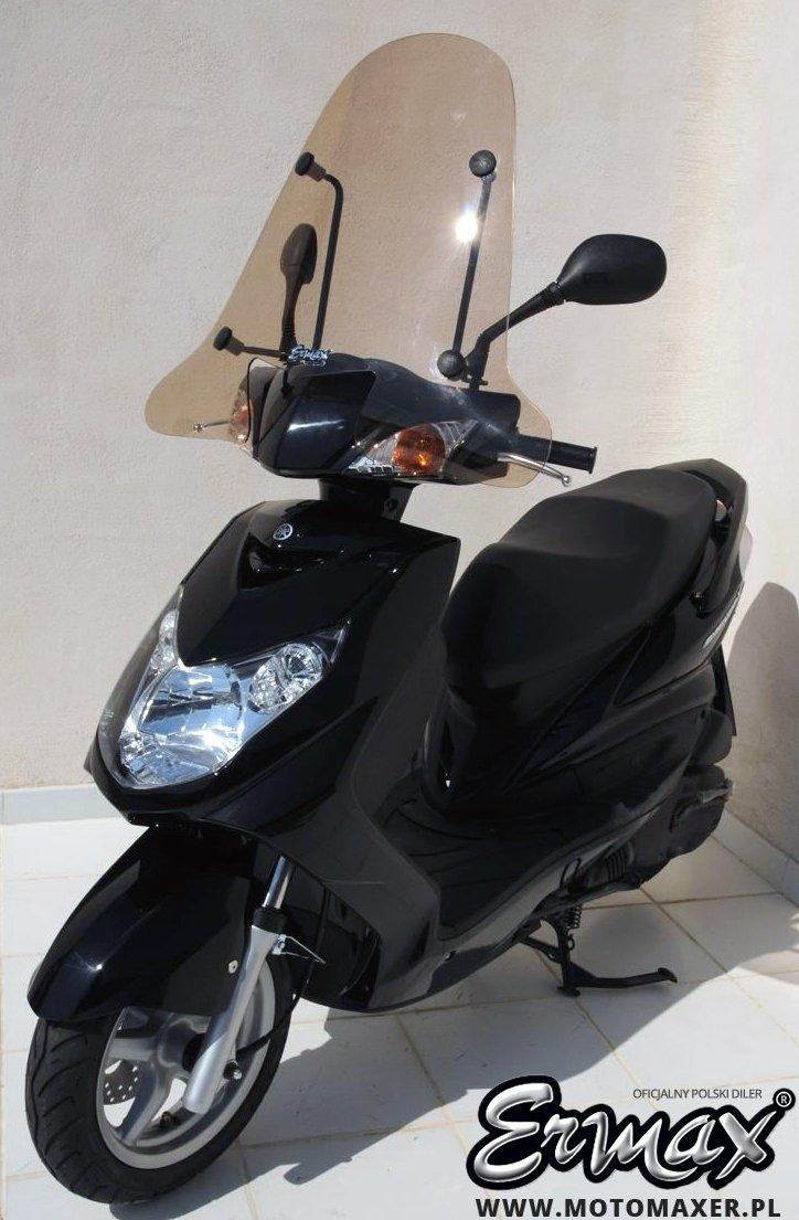 Szyba ERMAX SCOOTER CLASSICO 65 cm Yamaha CYGNUS X 125 2007 - 2018