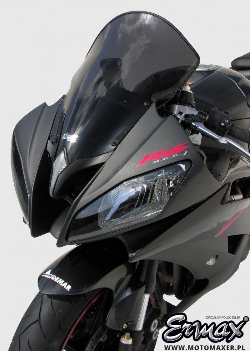 Szyba ERMAX HIGH 40 cm Yamaha YZF R6 2008 - 2016