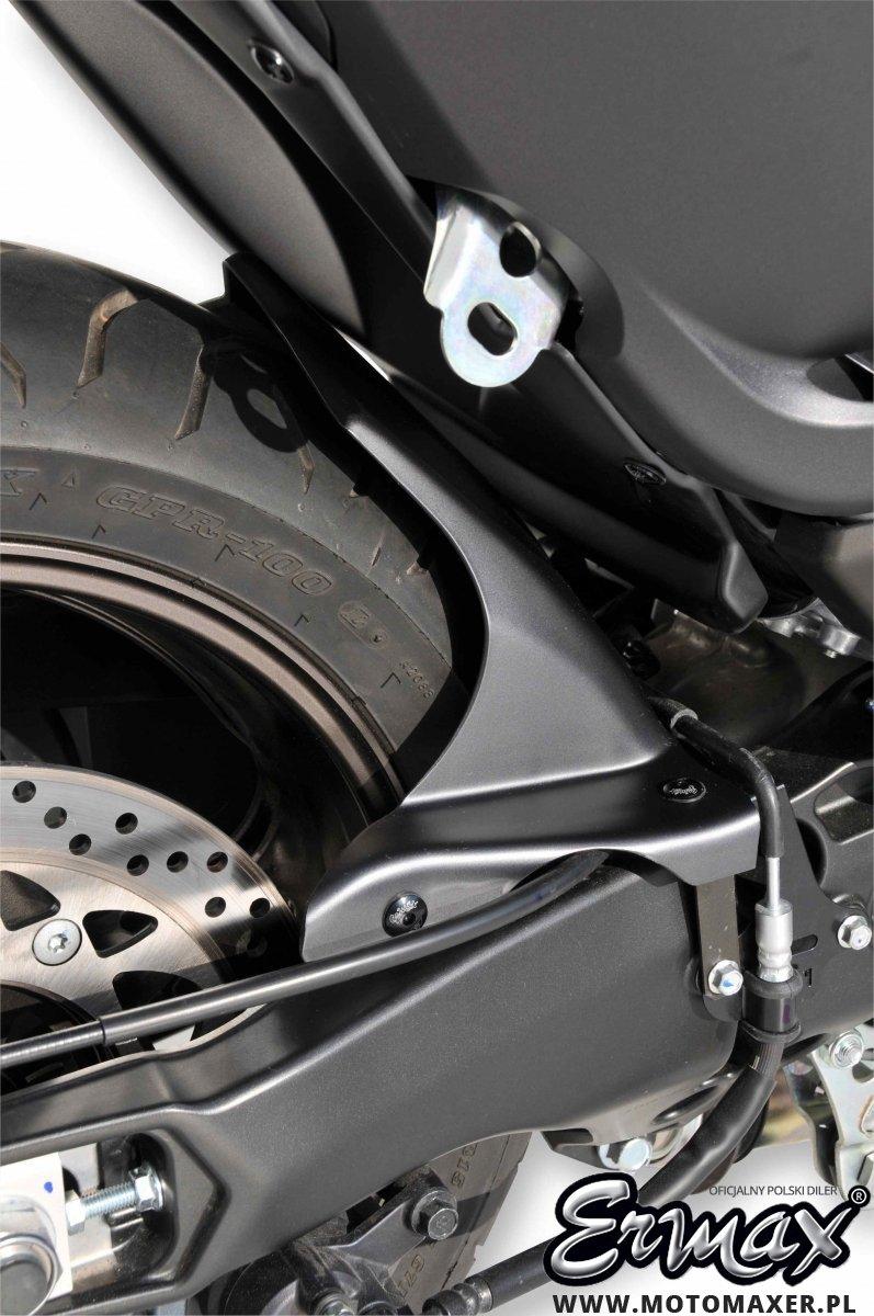 Błotnik tylny ERMAX REAR HUGGER Yamaha TMAX 530 2012 - 2016