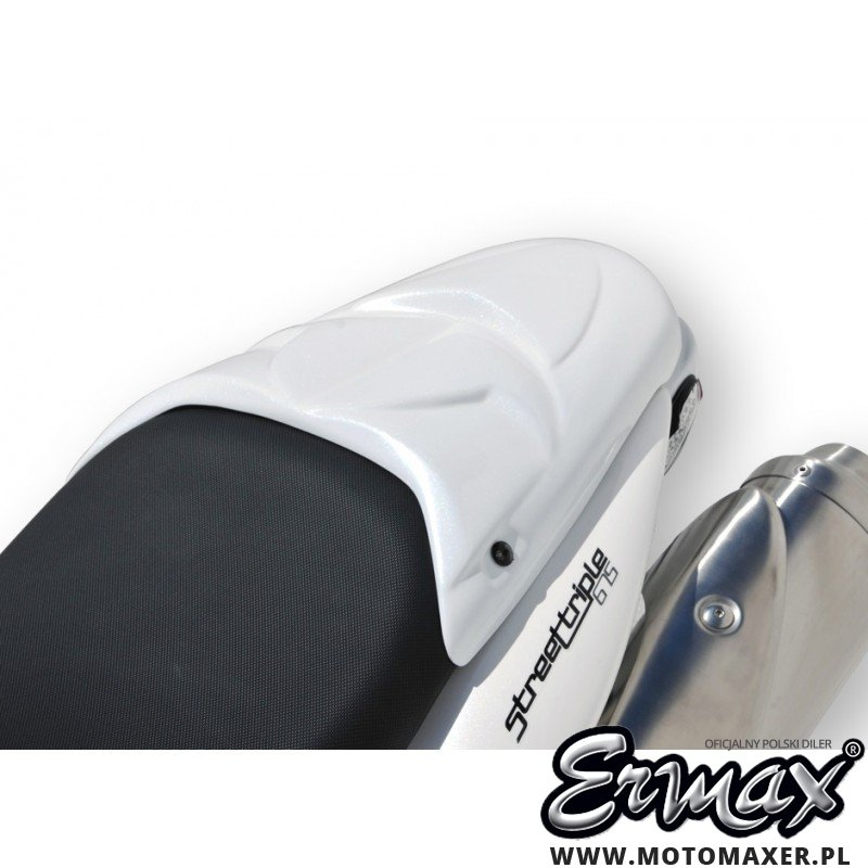 Nakładka na siedzenie ERMAX SEAT COVER Triumph Street Triple 675 2008 - 2011