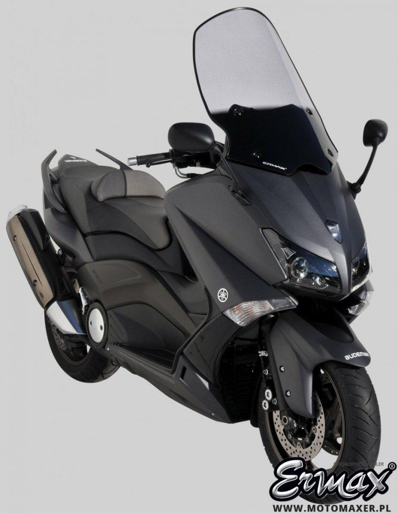 Szyba ERMAX SCOOTER HIGH 65 cm Yamaha TMAX 530 2012 - 2016