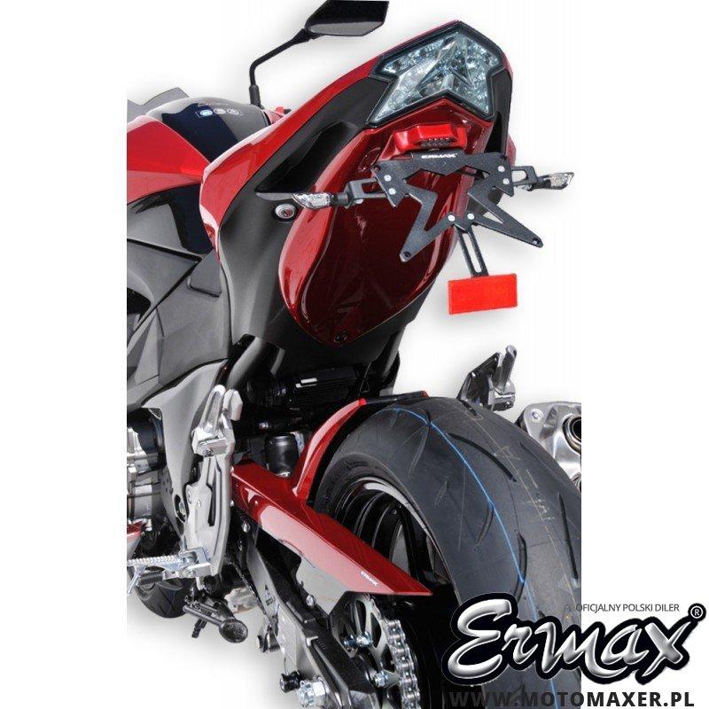 Błotnik tylny i osłona łańcucha ERMAX REAR HUGGER Kawasaki Z800 2013 - 2016